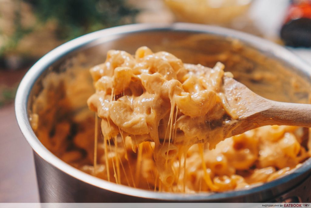 Samyang Mac Cheese Recipe Quick 20 Minute One Pot Pasta That S