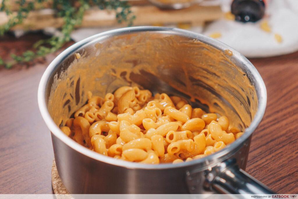 Samyang Mac & Cheese Recipe mix