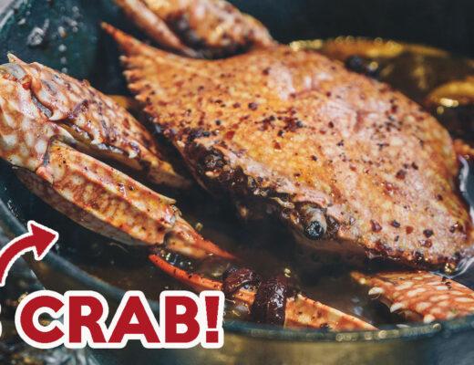 Sedap Mania - Cover image $3 crab