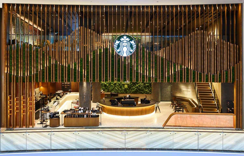 Starbucks 3 For 2 - Jewel Ambience