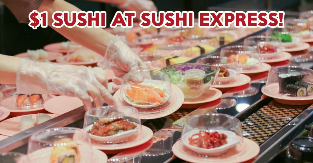 Sushi Express Somerset - Feature Image