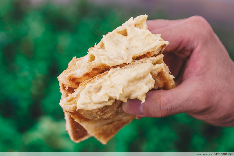 Tai Croissant - Mao Shan Wang