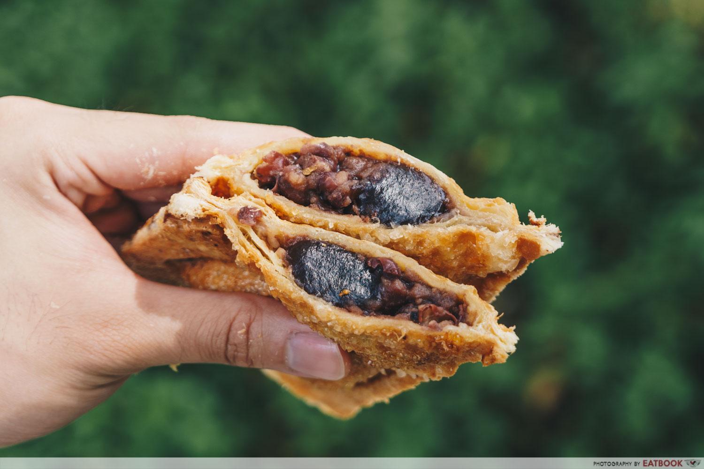 Tai Croissant - Okinawa Mochi