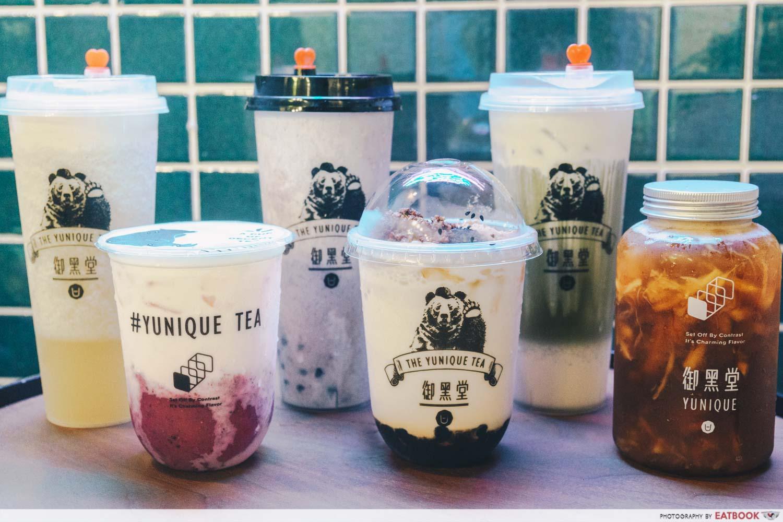 The Yunique Tea - Intro Shot