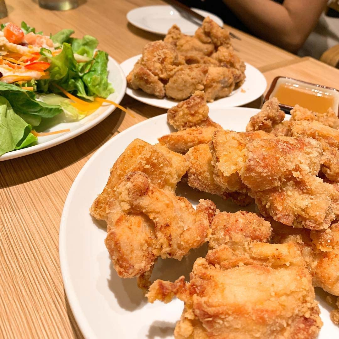 international fried chicken tori karaage rang mang shokudo