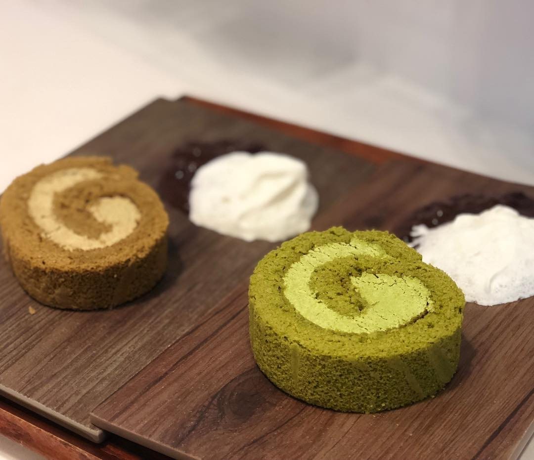 matcha desserts tsujiri