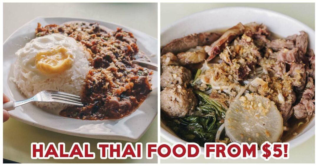omar's halal thai beef noodles cover