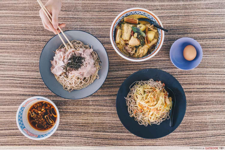 reiwa soba cheap japanese food