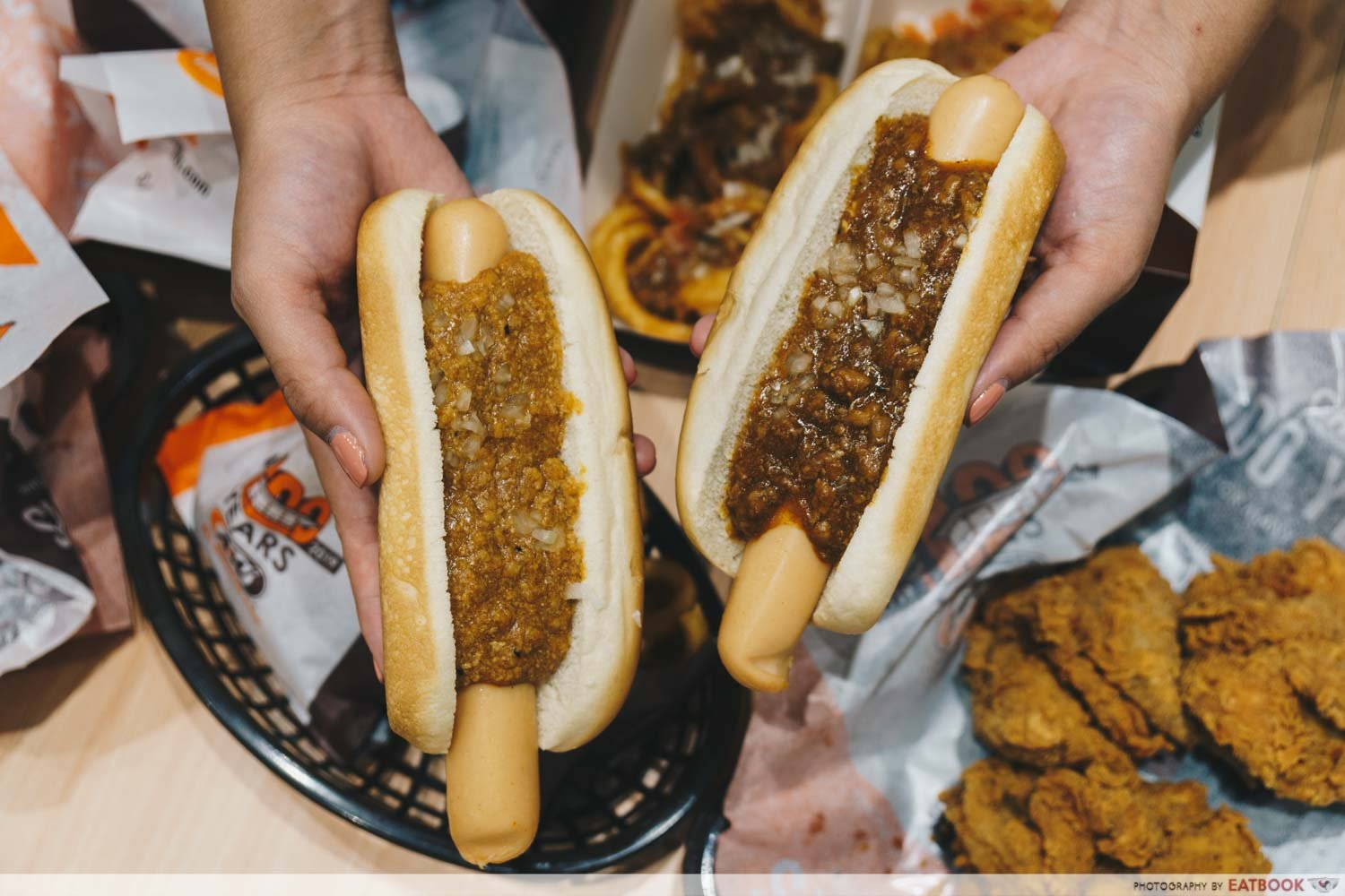 A&W - Coney Dogs