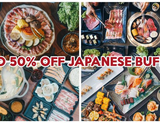 Japanese Buffets - Cover Image