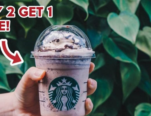 Starbucks 3 For 2 - Feature Image New