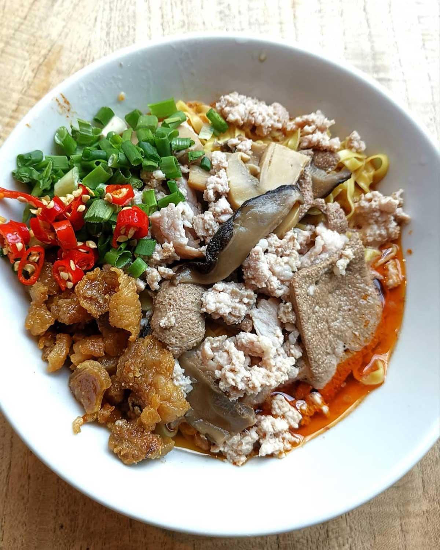 58 Minced Meat Noodle - Bak Chor Mee Introduction Shot