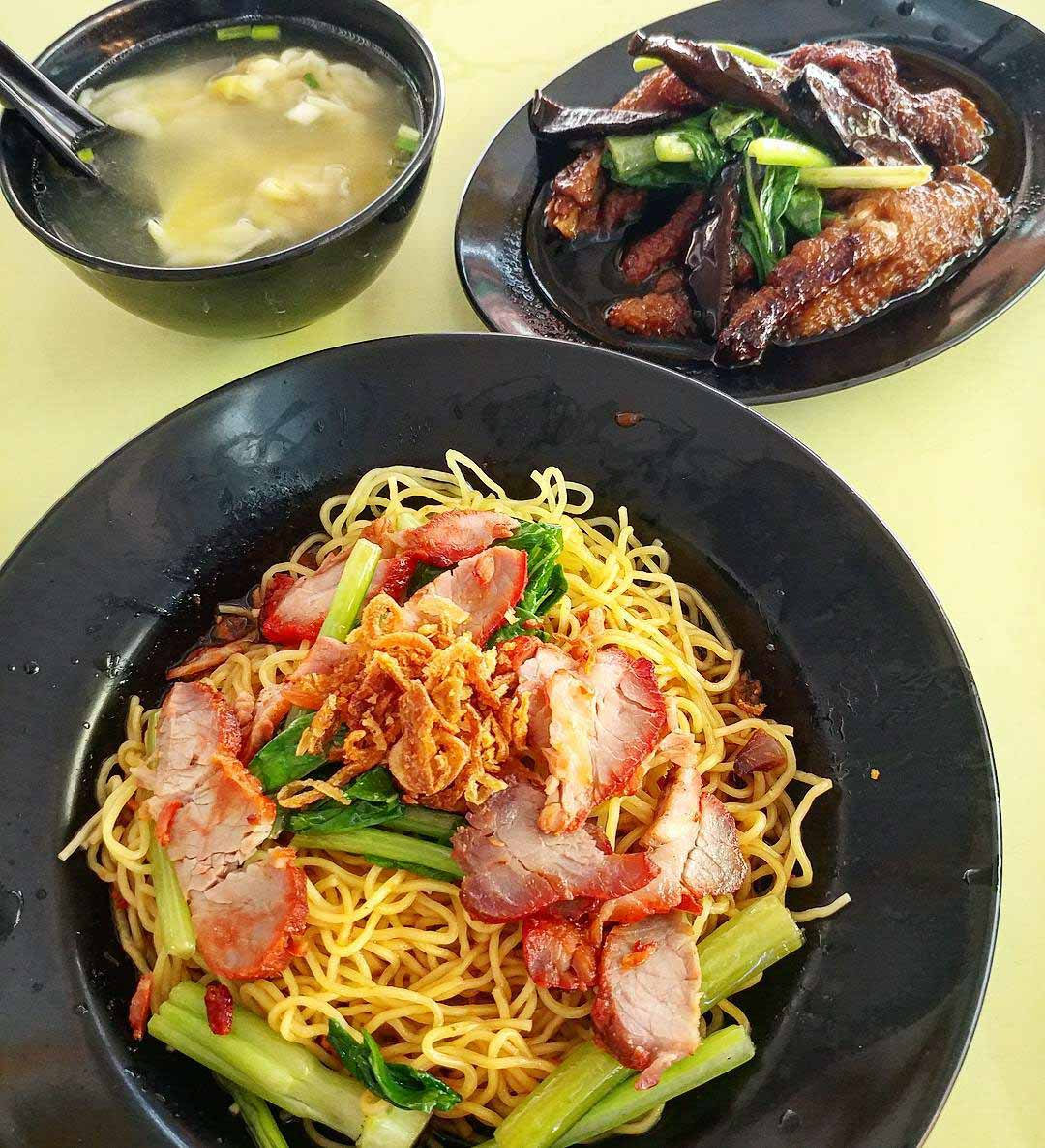 85 fengshan centre swatow wanton noodle