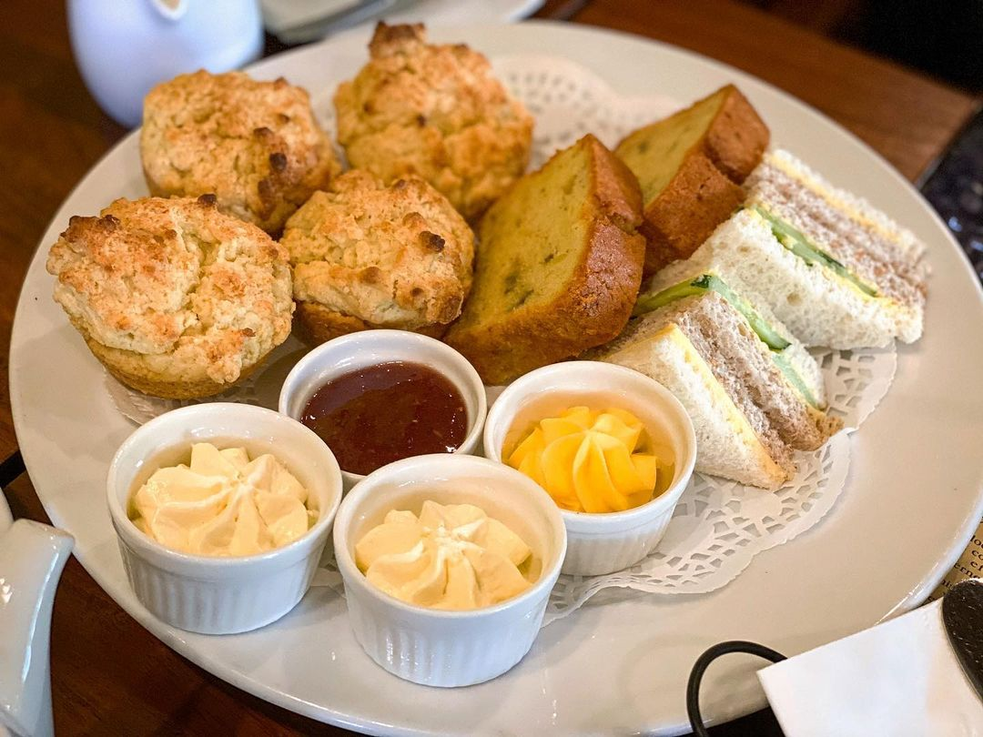 AFFORDABLE HIGH TEA FOSTERS