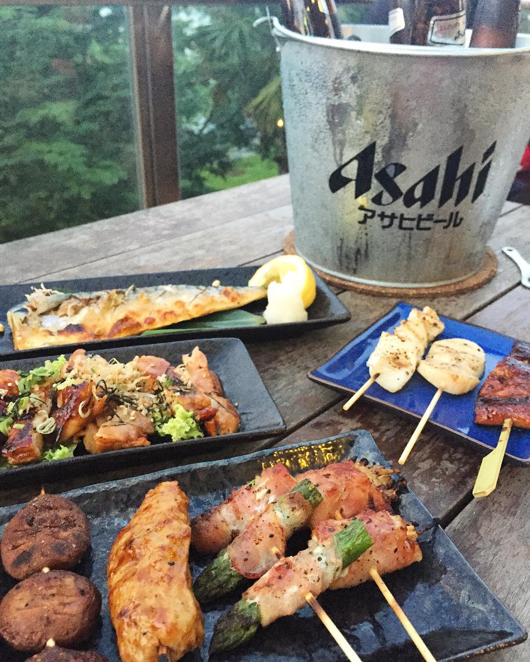 Coast-to-Coast Food - Izakaya 95