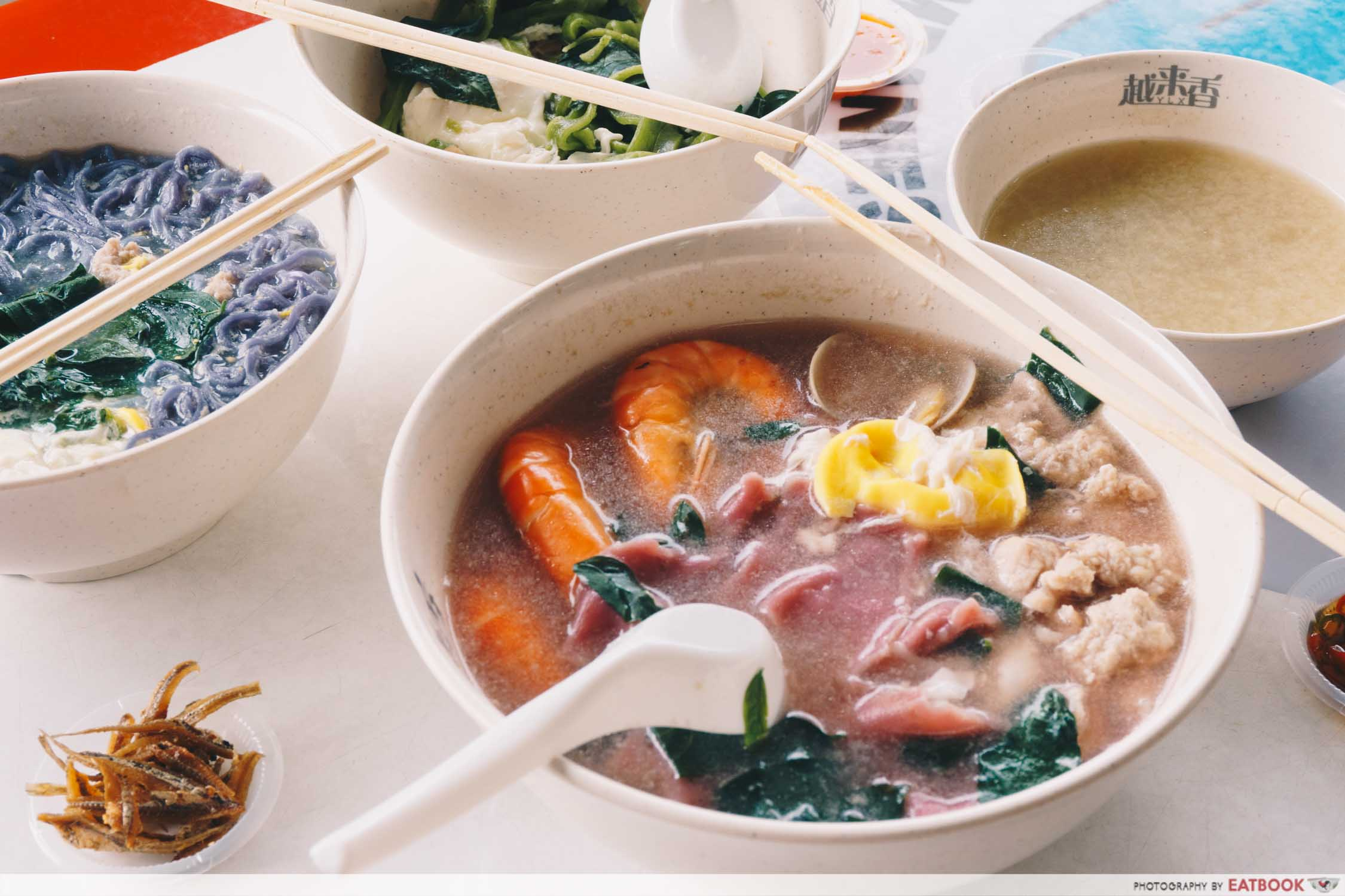 Coast-to-Coast Food - Yue Lai Xiang Delights