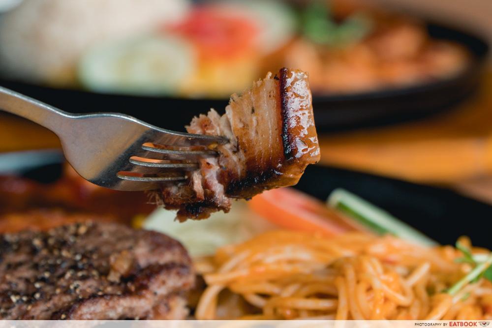 Daburu - pork belly