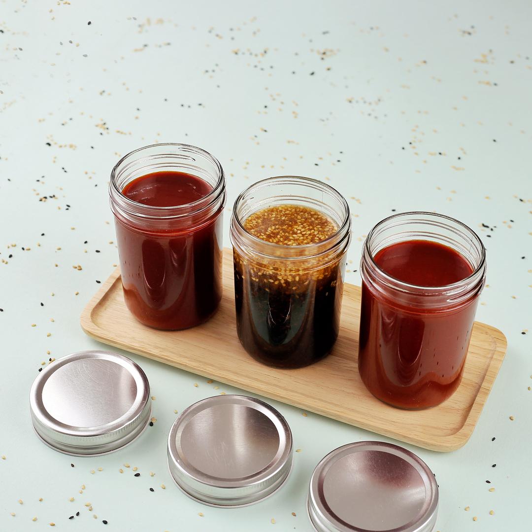 Dosirak Somerset - Sauce