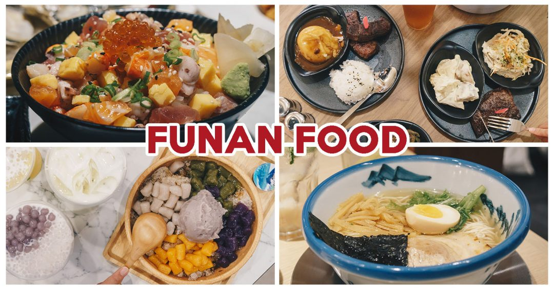 Funan Food - Feature Image