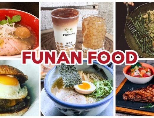 Funan Food - cover image funan food