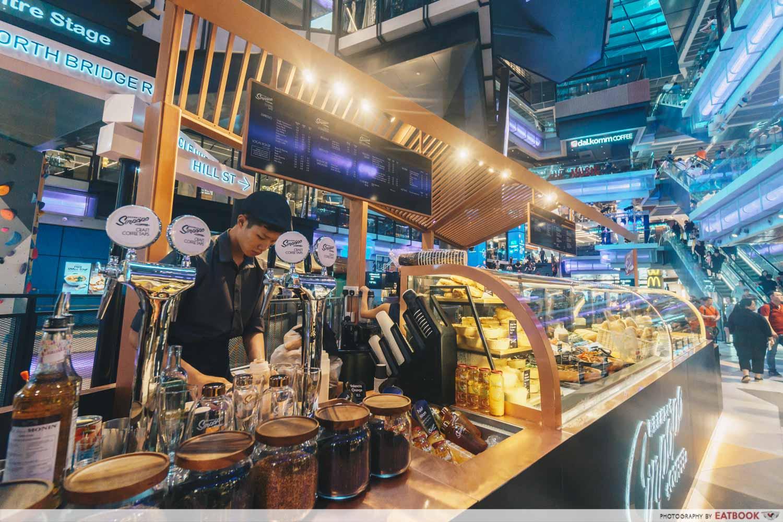 Funan Mall - Sinpopo Coffe
