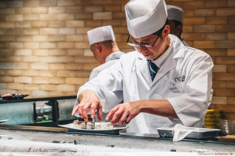 Gochi - sushi master