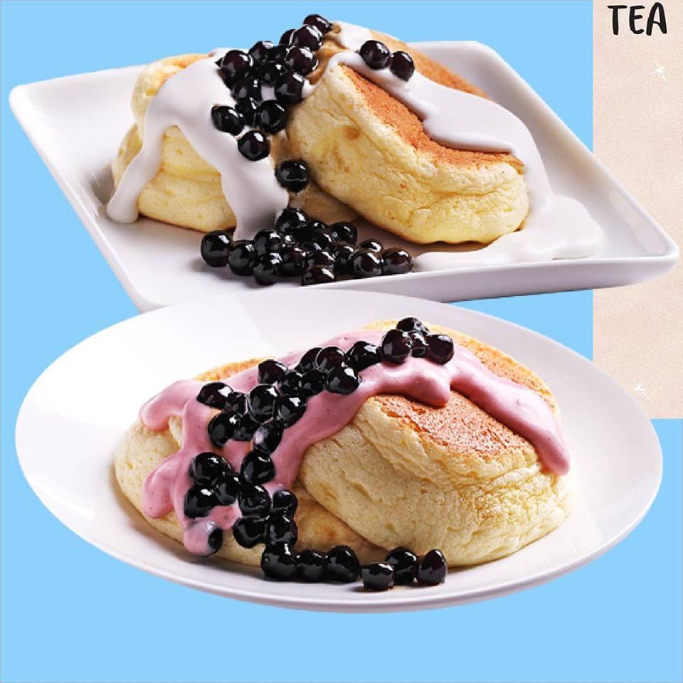 Gong Cha Boba Souffle Pancakes Causeway Point