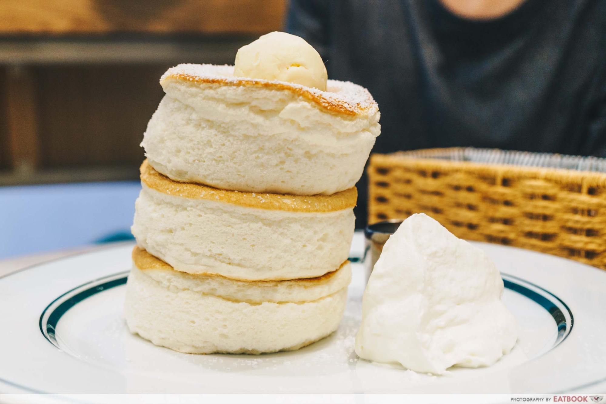 Gram Cafe & Pancakes vivo Premium Pancakes 1