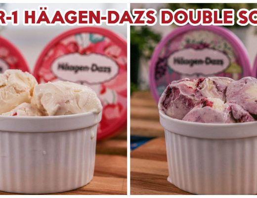 Häagen-Dazs Double Scoop - Cover