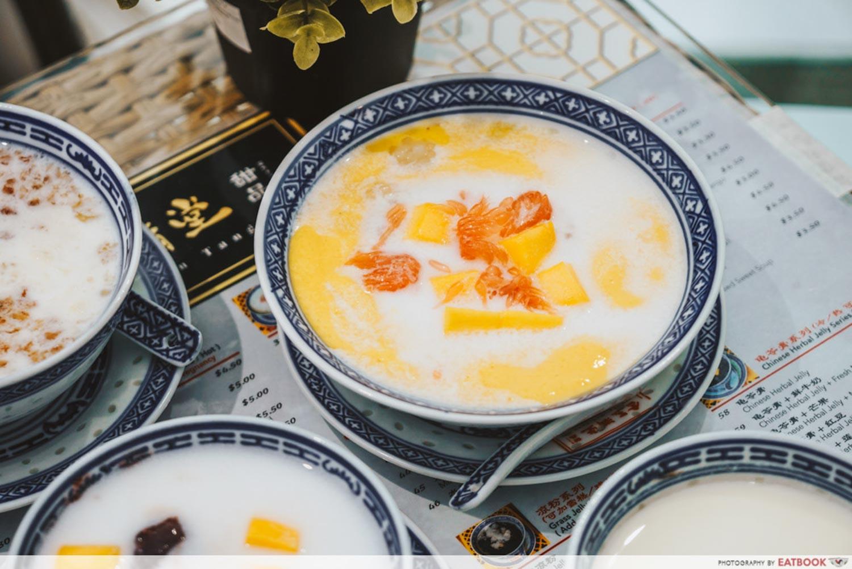 Jin Yu Man Tang Dessert Shop - Mango Sago Pomelo