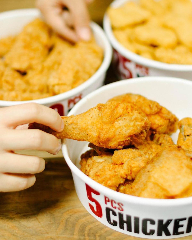 KFC 1-for-1 - Fried Chicken Verdict