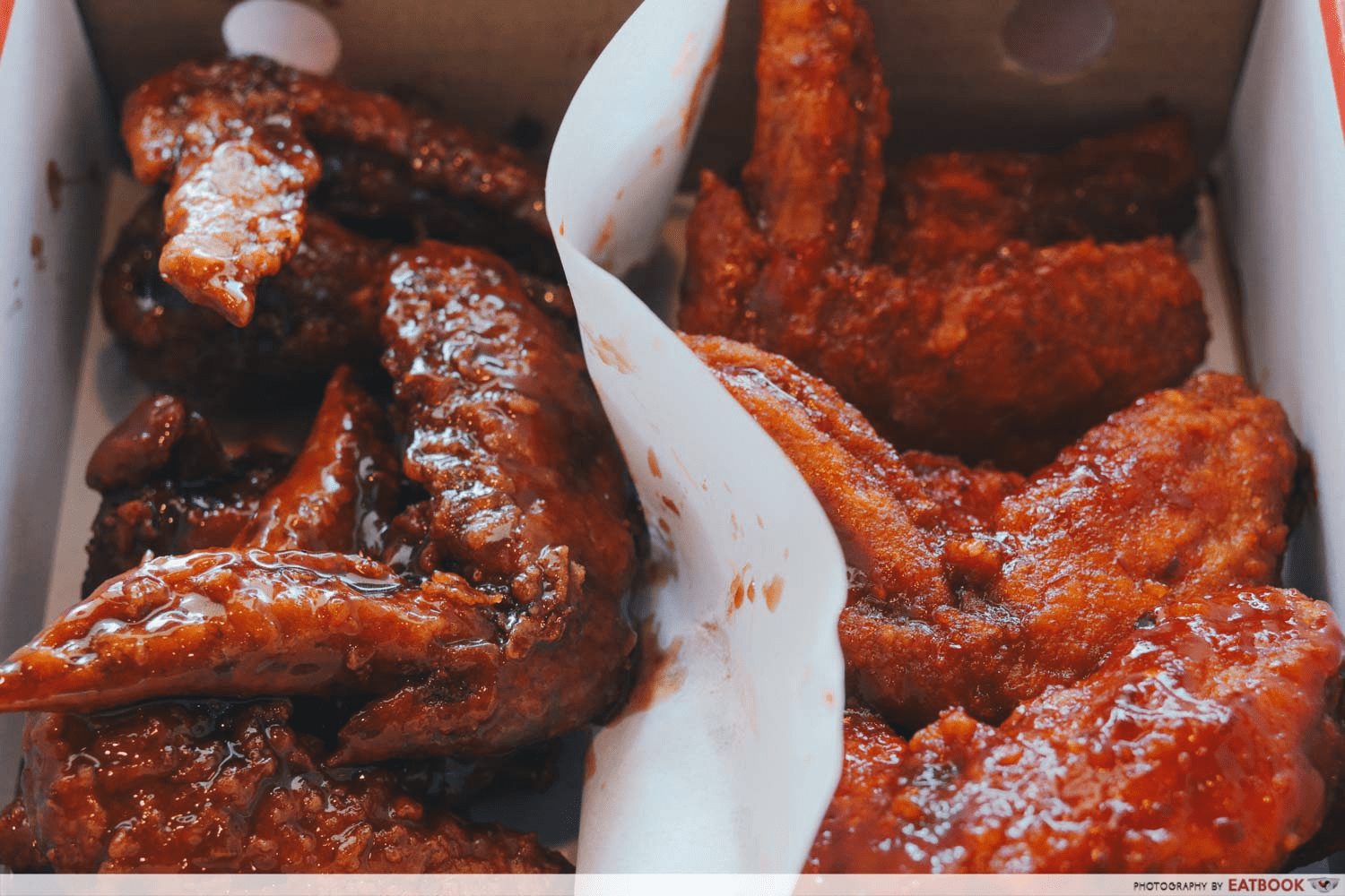 KFC Lunch Box - Saucy Wings-min