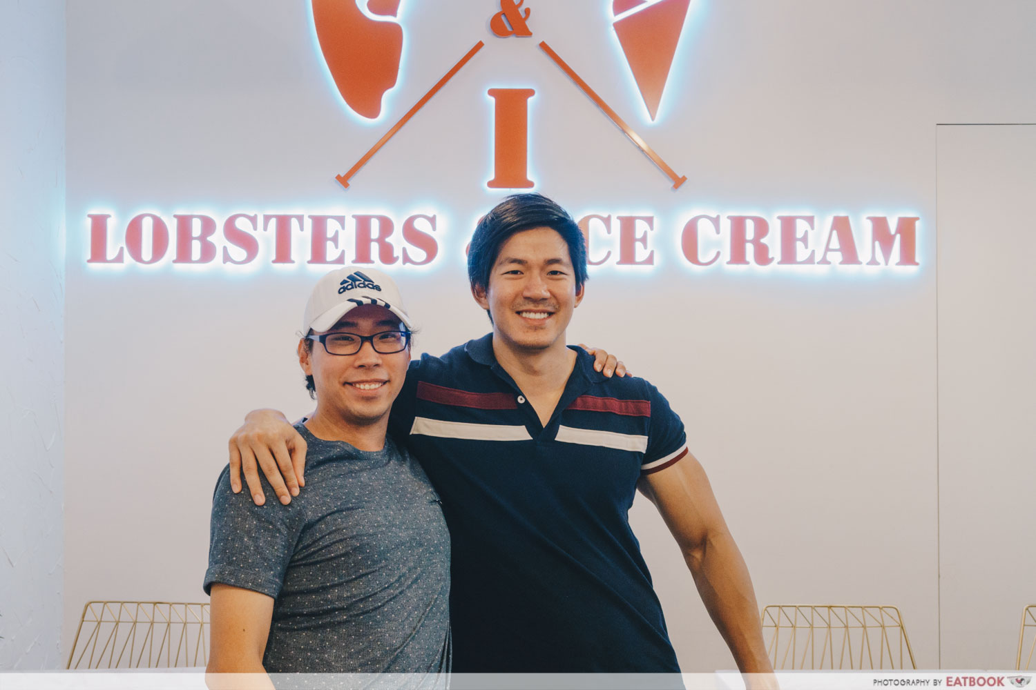 Lobsters & Ice Cream V2.0 - iddo and colin