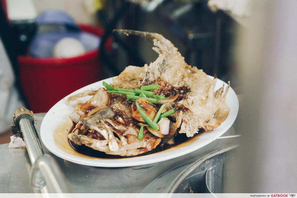 Luck Xiao Chao - Crispy Deep Fried Fish