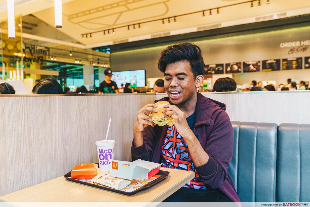 McSpicy Deluxe - McDonald's