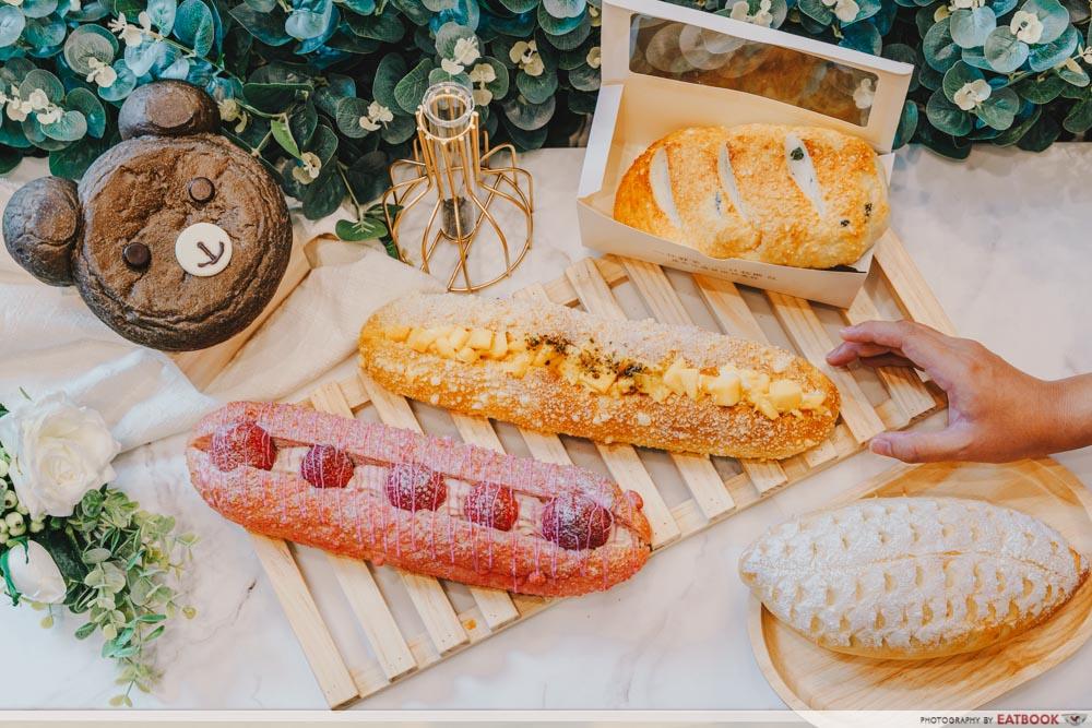 Nayuki - Bread Spread