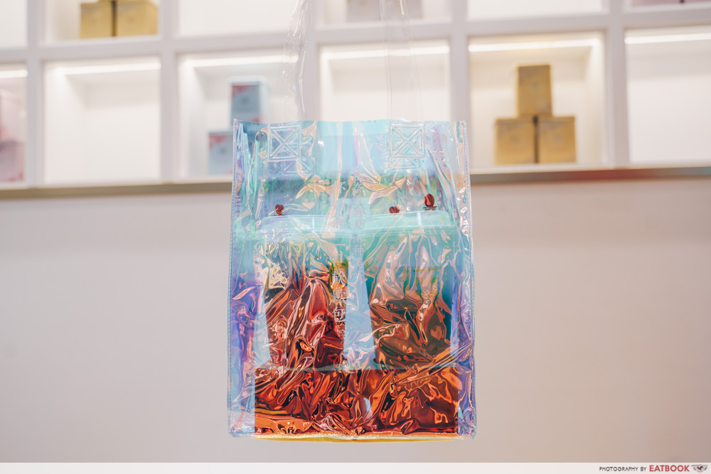 Nayuki - Free Holographic Bag