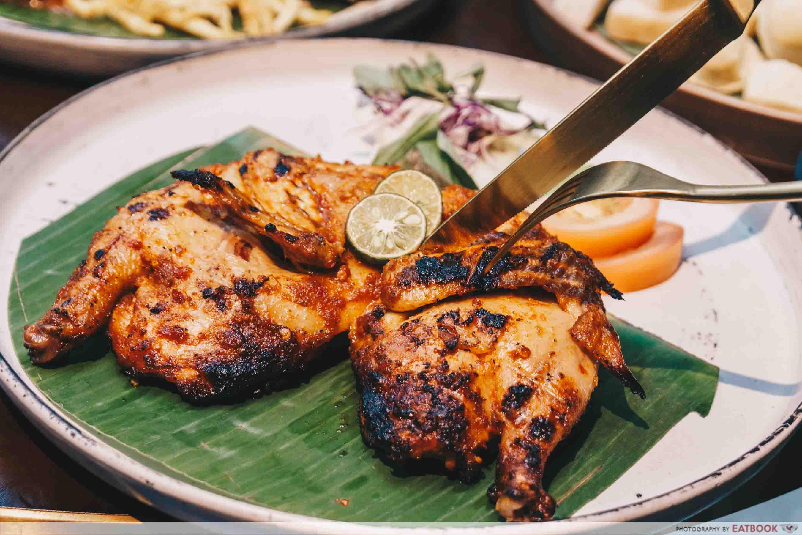 Sama Sama - Ayam Bakar Taliwang