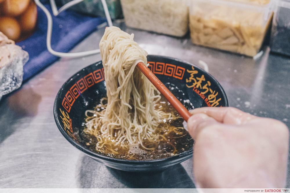 Takagi Ramen - Noodle Pull