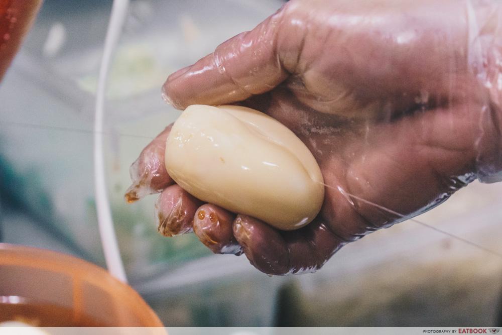 Takagi Ramen - Soft Boiled Egg