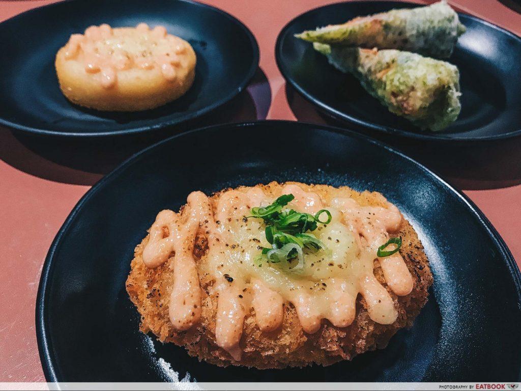 Tokyo Eater - Mentai Croquette