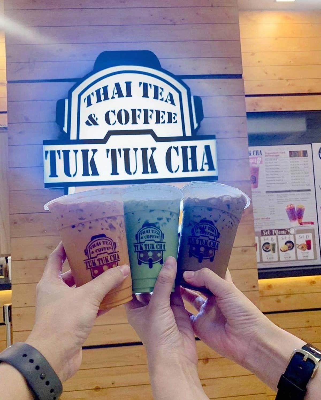 Tuk Tuk Cha Milk Tea - Intro