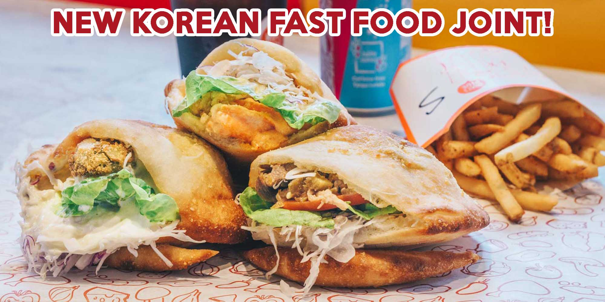 What S Pide Review Unique Korean Sandwiches With Bulgogi Beef And