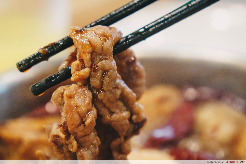 Xiaocaoxiang Steamboat Buffet shangri-la beef