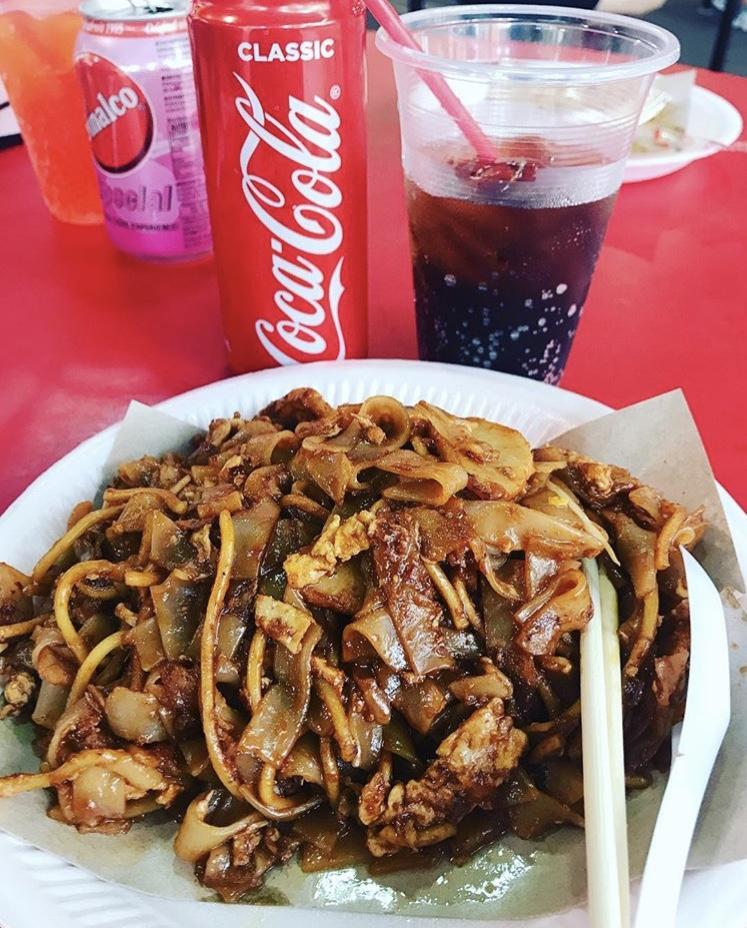 Bukit Merah View Market - 786 Char Kway Teow