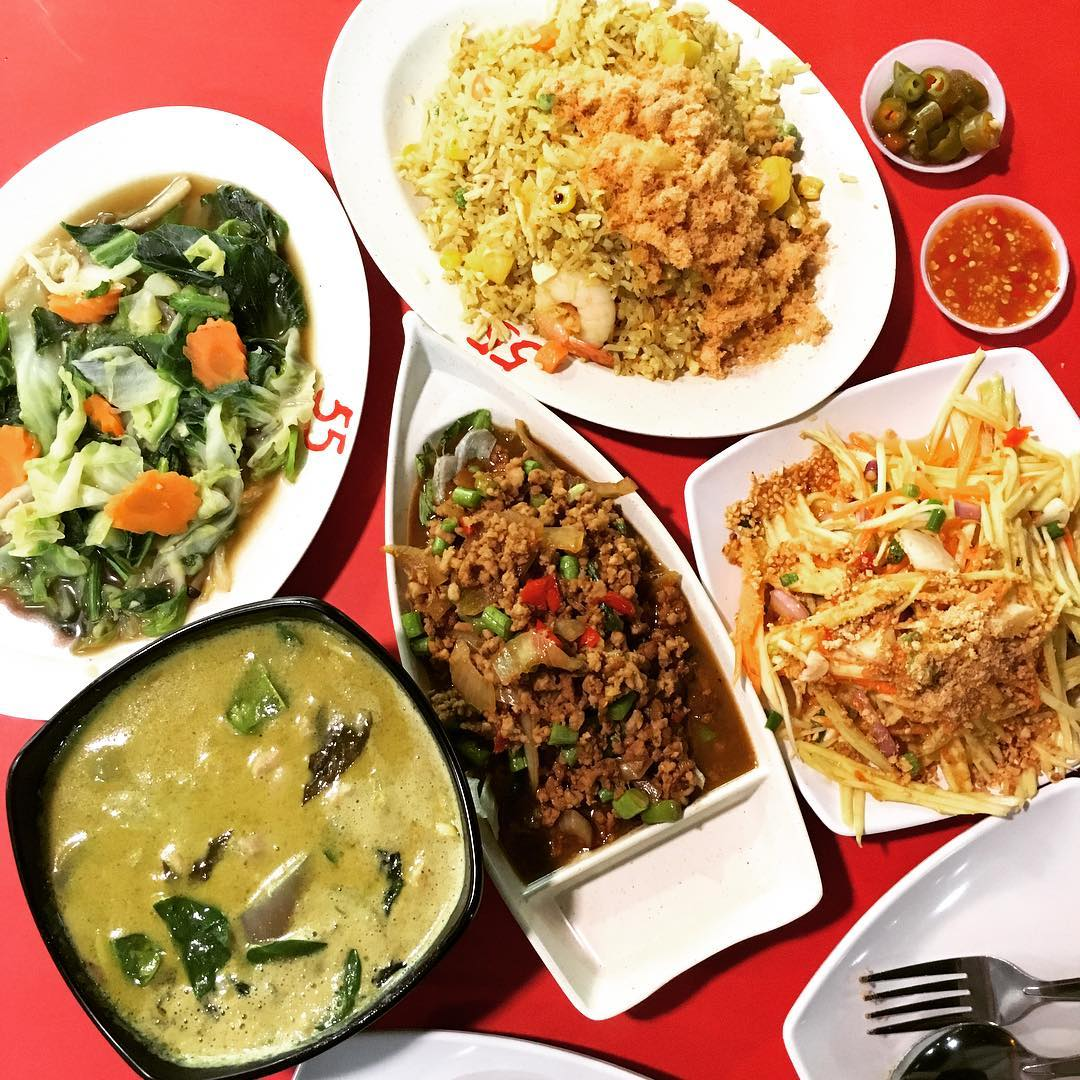 Bukit Merah View Market - Sisaket Thai Food