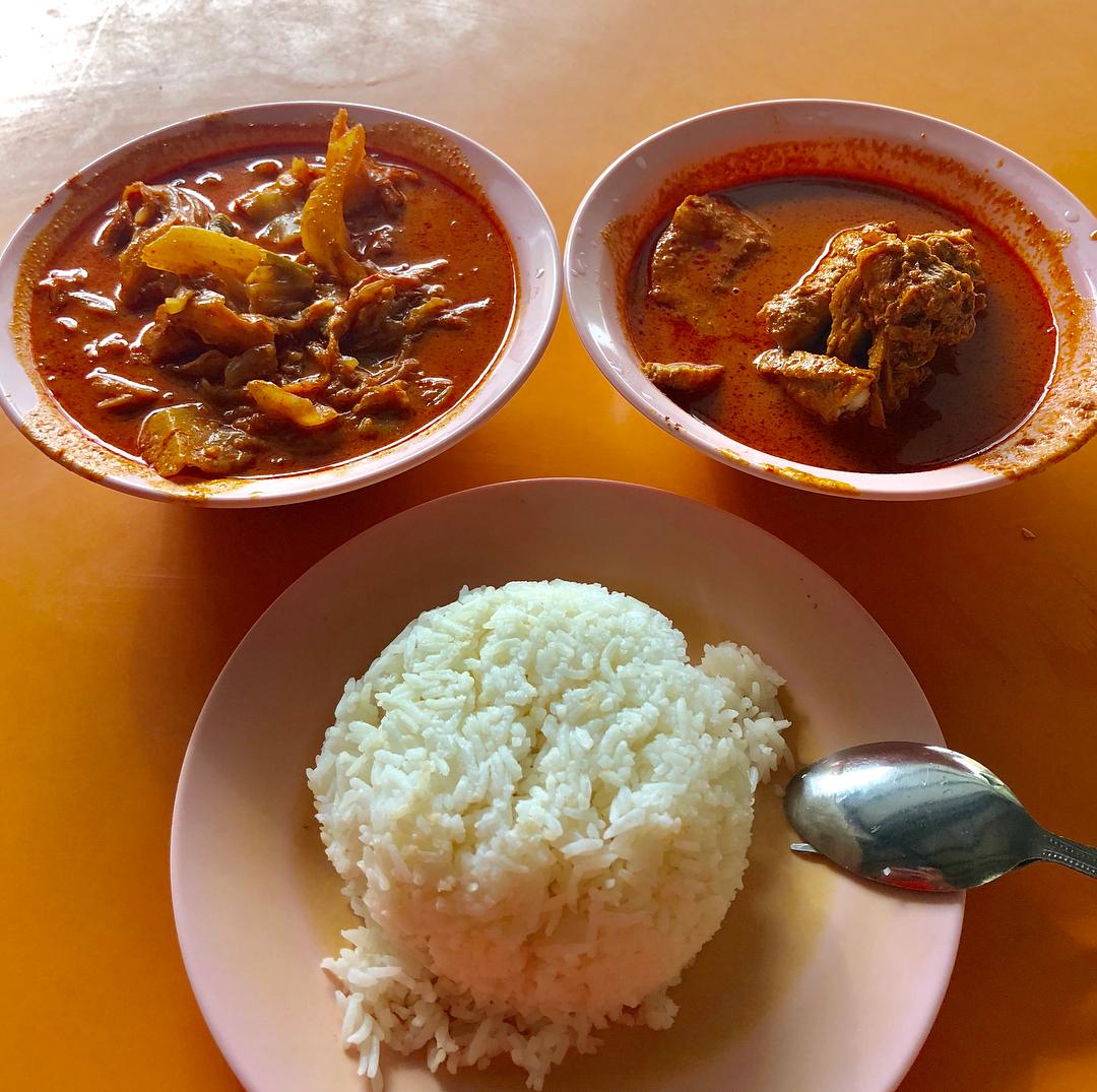 Bukit Merah View Market - Na Na Homemade Curry