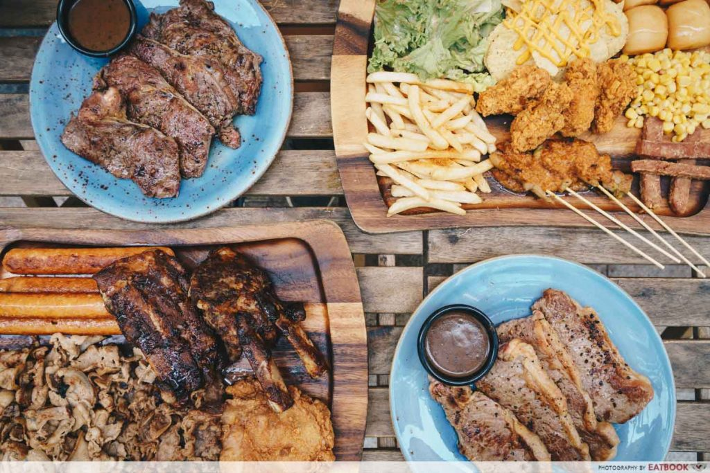 Steak listicle- the armoury