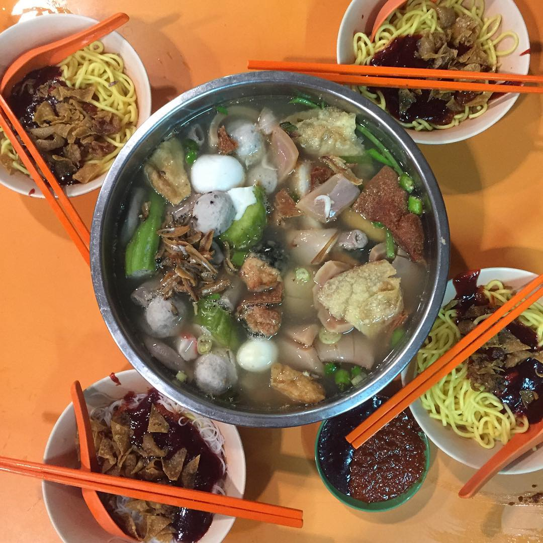 Bukit Merah View Market - Soon Li Yong Tau Foo