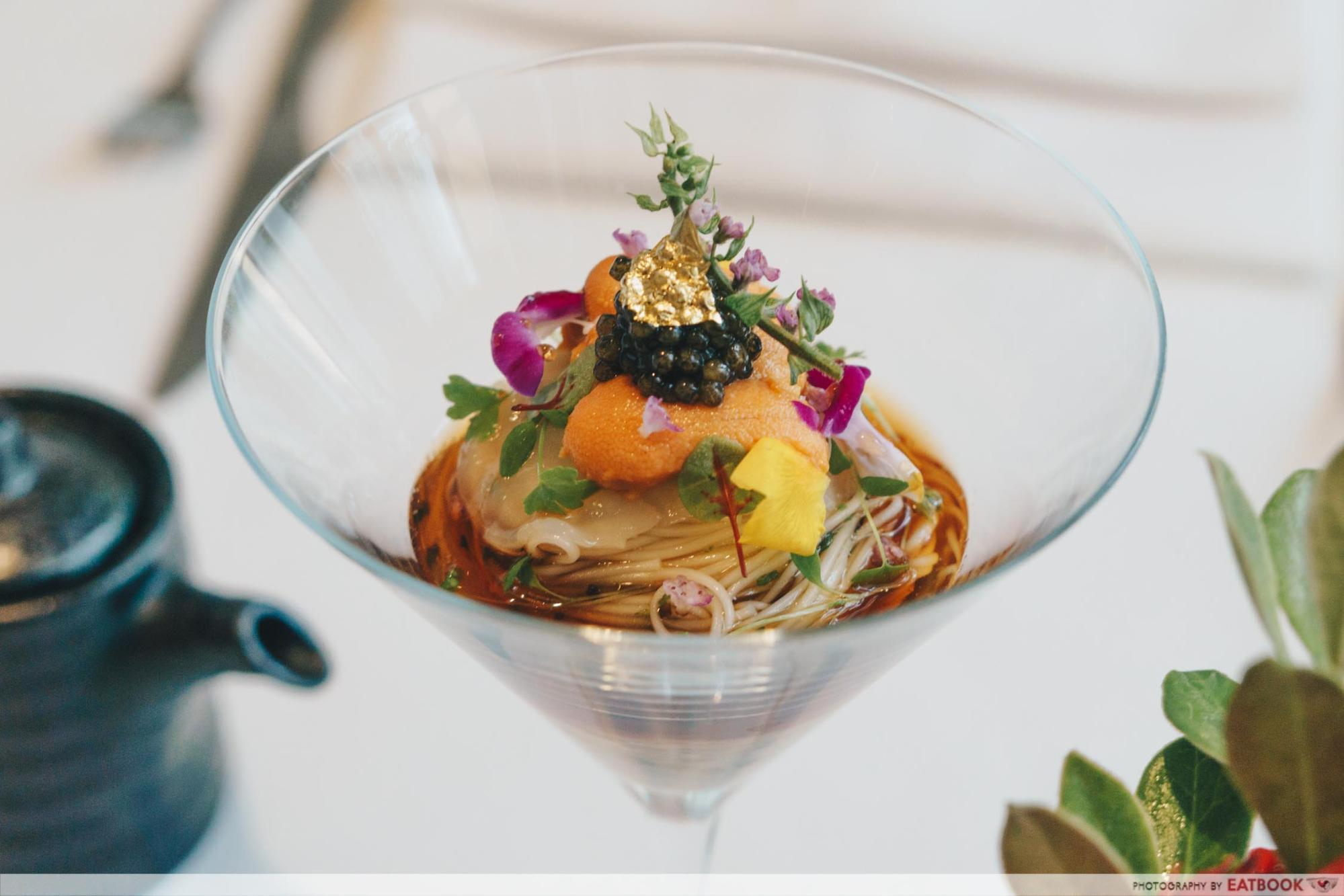 maybank michelin beautiful restaurants 28 wilkie restaurant somen
